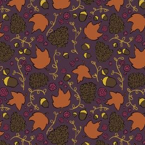 Woodland Fall Floral