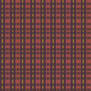 Woodland Plaid Small