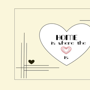 Home is where the Deco heart is