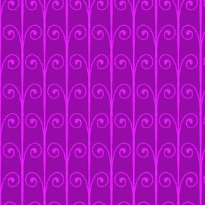 Curlstripe - Purples