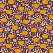 October-Plum