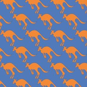 Kangaroo paddock_blue