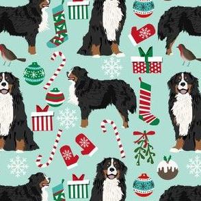 bernese mountain dogs christmas fabric cute dog xmas holiday christmas fabrics xmas holiday christmas fabrics