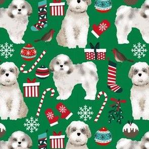 shih tzu christmas fabric cute dogs xmas holiday christmas fabrics dog christmas fabrics
