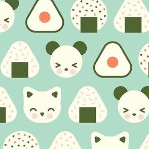 onigiri minty fresh