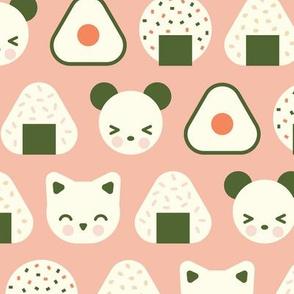 onigiri peachie cream