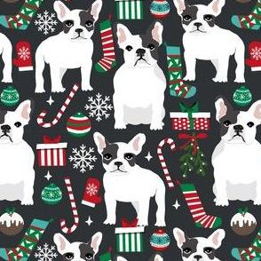 french bulldogs xmas christmas fabrics dogs dog fabric christmas fabrics dog breed fabric