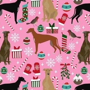 greyhound christmas fabric cute dogs dog fabric greyhounds christmas fabric cute dogs fabric cute christmas dog fabric