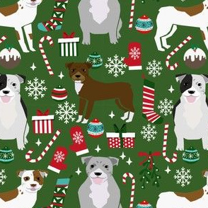 pitbull dogs fabric cute christmas dogs fabric xmas dog fabric cute xmas fabrics dog design pitbull dogs