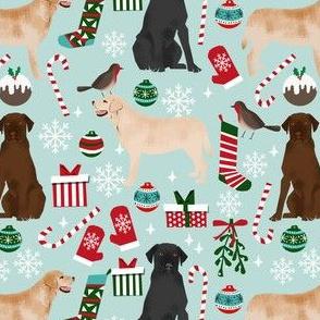 labrador fabric cute christmas dog design dogs fabric labrador retrievers dogs fabric