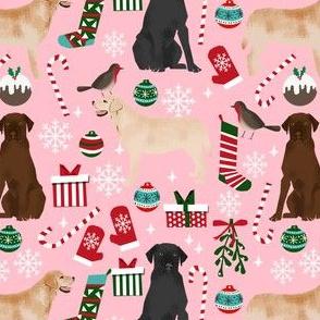 labrador christmas fabric cute labrador retriever yellow lab dog fabrics cute christmas dogs fabric