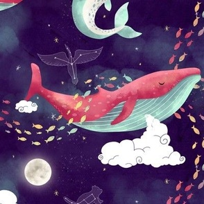 Dream Whale (large)