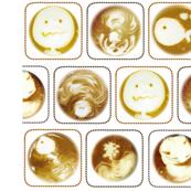 Fleece_coffee mix