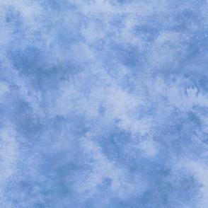 WATERCOLOR Smokey Periwinkle
