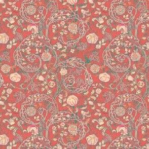 Embroidery Pompeii Rose