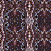 Blue Morpho Butterfly Wing