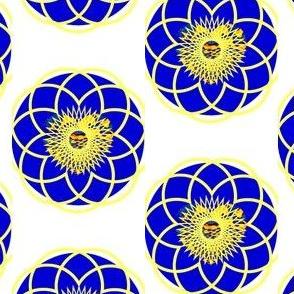 Spiral Floral
