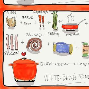 White Bean Soup by KSchowe