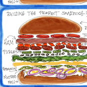 Building the Perfect Sandwich by Kschowe