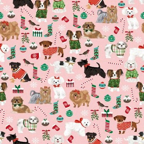 cute dog breeds fabric cute christmas fabrics toy dog breeds fabrics best dogs dog breed fabric