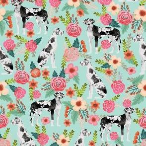 great dane florals cute floral flowers dogs fabric best dog breeds dog designs cute dog fabrics florals les fleurs fabric