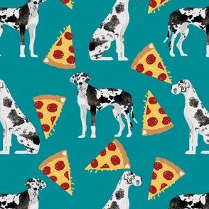 great dane pizza fabric cute dogs fabrics best dog design pizzas designs cute dogs fabric great danes