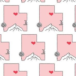 Love Utah | Provincial Pink