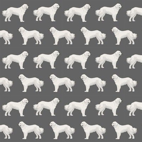 great pyrenees dogs fabric cute dog designs best great pyrenees dogs design