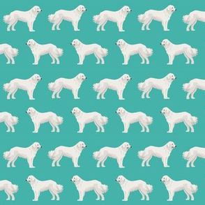 great pyrenees dogs fabric cute turquoise dog design best quilting fabrics for dogs  cute dog fabric