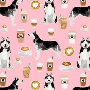 husky coffee fabric cute huskies design best siberian husky fabric cute coffees