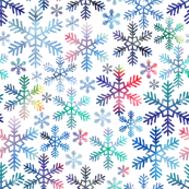 Prism Snowflakes