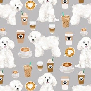 bichon frise dogs fabric cute bichon designs best bichon fabrics cute dog designs best dog fabric