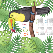 Rrtoucan_tea_towel_calendar_2017_hazel_fisher_creations_shop_thumb