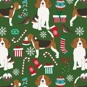 beagles christmas fabric cute beagle dog christmas design christmas fabric candy canes cute dogs