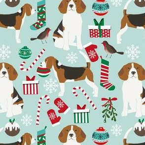 beagle christmas fabric cute dogs christmas design best beagles fabric cute christmas beagle design