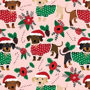 doxie christmas sweaters fabric cute doxie dachshunds design best doxies dachshunds fabric cute doxie dachshunds fabric best doxies