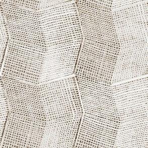 Manta Weave - bone