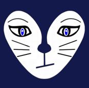 Grace_Grace Grumpy_Kitty_Face_blue