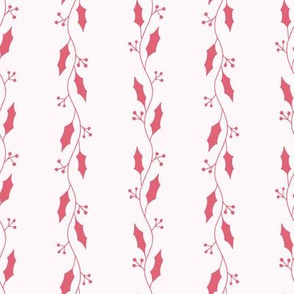 Pink Holly