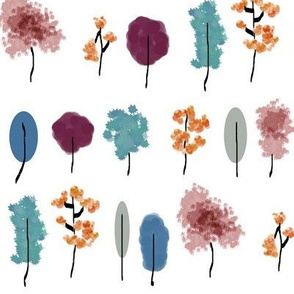 Trees and Feathers