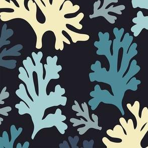 Plankton Leaves Blue