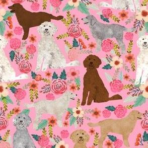 golden doodle fabric cute golden doodles design best golden doodles coats and colors florals cute dog fabric