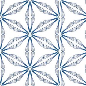 Blue Whisk