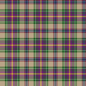 Oregon official state tartan