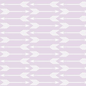 arrows light lilac || the lilac grove collection