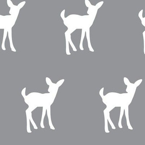 fawn on pewter || the lilac grove collection