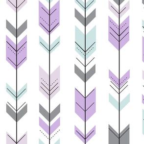 fletching arrows || lilac grove
