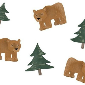 Bears and Trees