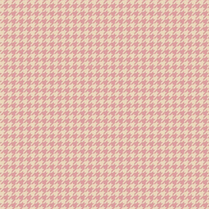 retro dot houndstooth coordinate