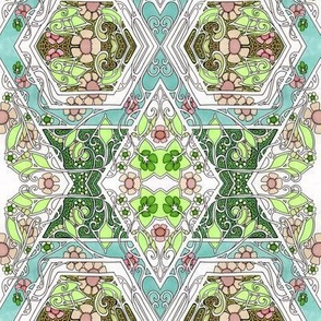 Geometry's Garden
